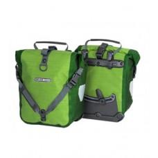 Ortlieb saddlebags set Green